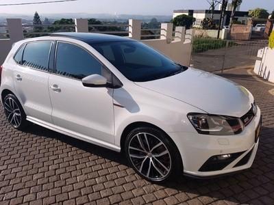 Used Volkswagen Polo Gti 1 8tsi Dsg For Sale In Kwazulu