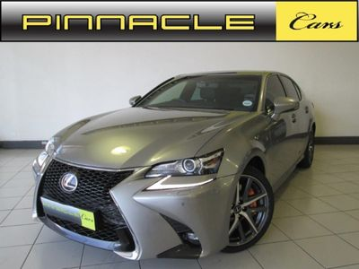 used lexus gs gs 350 f sport for sale in gauteng id 2211544. Black Bedroom Furniture Sets. Home Design Ideas