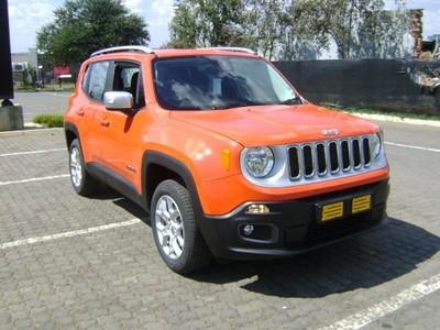 used jeep renegade 1 4 tjet ltd ddct for sale in gauteng id 2272054. Black Bedroom Furniture Sets. Home Design Ideas