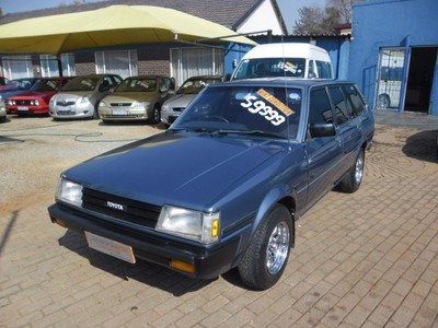 used toyota corolla 1 6 gl s w for sale in gauteng id 2376824. Black Bedroom Furniture Sets. Home Design Ideas