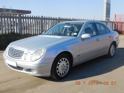 Used mercedes benz e class e 240 elegance a t for sale in for 240 mercedes benz for sale