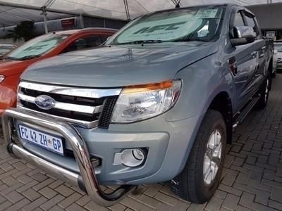 2013 Ford Ranger 3.2tdci Xlt 4x4 At Pu Dc Gauteng Vereeniging