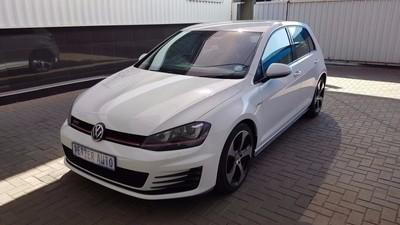 2014 Volkswagen Golf VII GTi 2.0 TSI DSG Gauteng Vereeniging