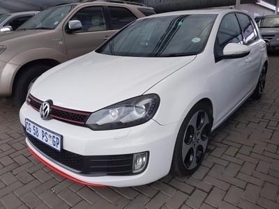 2011 Volkswagen Golf Vi Gti 2.0 Tsi Gauteng Vereeniging