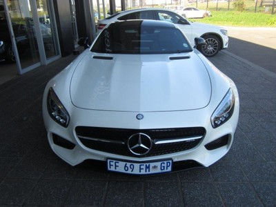 used mercedes benz amg gt s 4 0 v8 coupe for sale in gauteng id 2391476. Black Bedroom Furniture Sets. Home Design Ideas