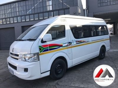 Used Jinbei Haise H2 2 4i 16 Seat For Sale In Gauteng
