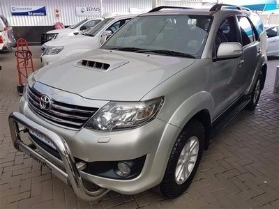 2012 Toyota Fortuner 3.0d-4d Rb Gauteng Vereeniging