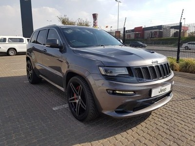 used jeep grand cherokee 6 4 srt for sale in gauteng id 2441416. Black Bedroom Furniture Sets. Home Design Ideas