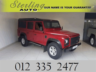 Used Land Rover Defender 110 2 2d S W For Sale In Gauteng