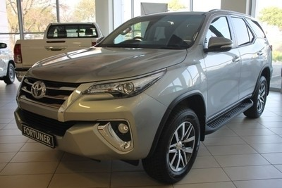 Used Toyota Fortuner 2 8gd 6 4x4 Auto New Spec Electric