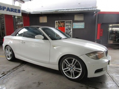used bmw 1 series 135i convertible a t for sale in gauteng id 2545168. Black Bedroom Furniture Sets. Home Design Ideas