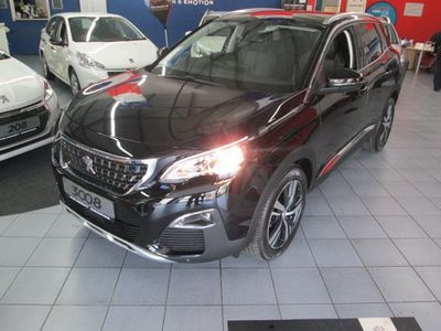 used peugeot 3008 1 6 thp allure auto for sale in western cape id 2627162. Black Bedroom Furniture Sets. Home Design Ideas