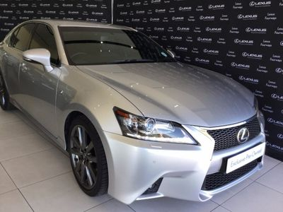 used lexus gs 350 f sport for sale in gauteng id 2652764. Black Bedroom Furniture Sets. Home Design Ideas