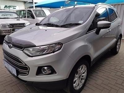 2017 Ford EcoSport 1.5TDCi Titanium Gauteng Vereeniging