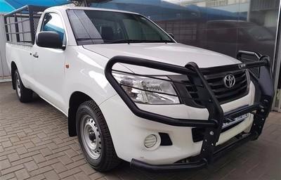2012 Toyota Hilux 2.5 D-4d Pu Sc Gauteng Vereeniging