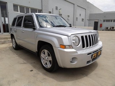 used jeep patriot 2 4 limited cvt a t for sale in gauteng id 2756746. Black Bedroom Furniture Sets. Home Design Ideas