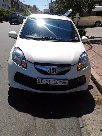 Used honda brio 1 2 comfort for sale in gauteng for Frederick subaru motor company