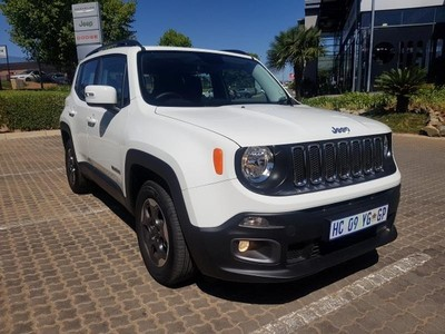 used jeep renegade 1 6 e torq longitude for sale in gauteng id 2819788. Black Bedroom Furniture Sets. Home Design Ideas