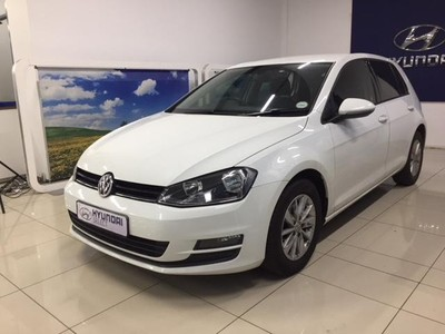 used volkswagen golf vii 1 2 tsi trendline for sale in kwazulu natal id 2820938. Black Bedroom Furniture Sets. Home Design Ideas