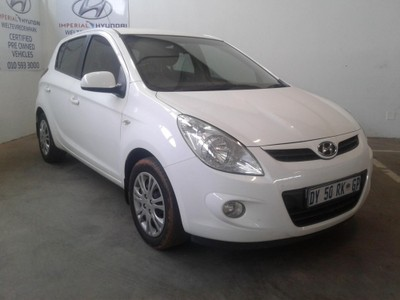 Used Hyundai I20 1 4 For Sale In Gauteng Id