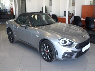 used abarth 124 spider 1 4t spider turismo for sale in gauteng id 2835034. Black Bedroom Furniture Sets. Home Design Ideas