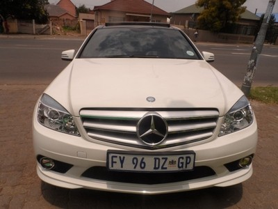 Used Mercedes Benz C Class C200 Amg Coupe For Sale In