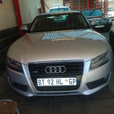 Used Audi A5 Sprtback 3 0tdi Quatt Strnic For Sale In Gauteng Cars Co Za Id 2906976