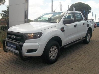 used ford ranger 2 2tdci xl double cab bakkie for sale in gauteng id 2915952. Black Bedroom Furniture Sets. Home Design Ideas