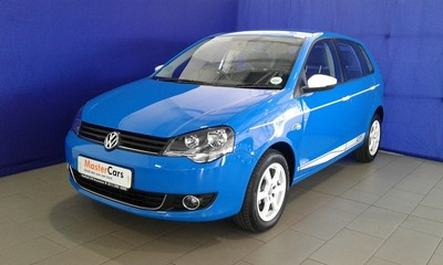 Used Volkswagen Polo Vivo Citivivo 1 4 5 Door For Sale In