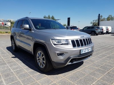 Used Jeep Grand Cherokee 3 6 Limited For Sale In Gauteng