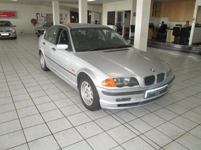 Used Bmw 3 Series 318i E46 For Sale In Western Cape