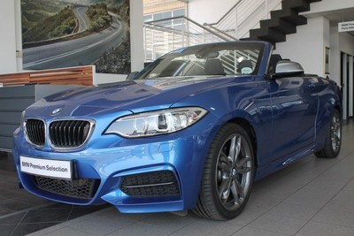 used bmw m2 m240 convertible auto for sale in gauteng id 3011734. Black Bedroom Furniture Sets. Home Design Ideas