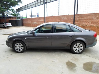 Used audi a6 quattro tiptronic for sale in gauteng for 2000 audi a6 window regulator