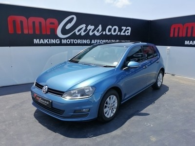 used volkswagen golf vii 1 2 tsi trendline with panoramic. Black Bedroom Furniture Sets. Home Design Ideas
