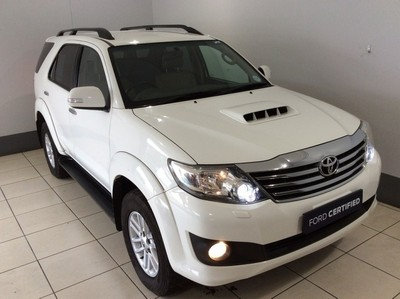 Used Toyota Fortuner 3 0d 4d R B For Sale In Gauteng