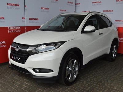 used honda hr v 1 8 elegance cvt for sale in gauteng. Black Bedroom Furniture Sets. Home Design Ideas
