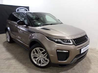 Used Land Rover Evoque 2.0 TD4 HSE Dynamic for sale in ...