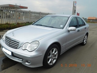 Used mercedes benz c class c 180 kompressor a t for sale for Mercedes benz silver spring service coupons