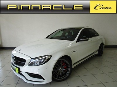 used mercedes benz c class c63 amg for sale in gauteng id 3152717. Black Bedroom Furniture Sets. Home Design Ideas