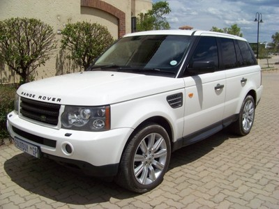 used land rover range rover sport 3 6 tdv8 for sale in gauteng id 3153855. Black Bedroom Furniture Sets. Home Design Ideas