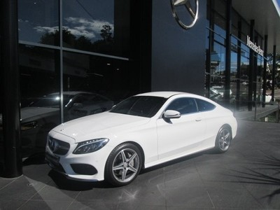 used mercedes benz c class c200 amg coupe auto for sale in kwazulu natal id 3170227. Black Bedroom Furniture Sets. Home Design Ideas