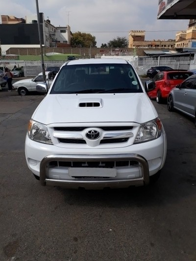 Used Toyota Hilux 3 0 D D Double Cap 2009 Model For Sale
