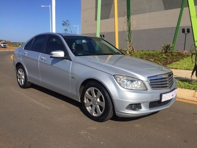 Used Mercedes Benz C Class C180cgi Be Auto Low Kms For