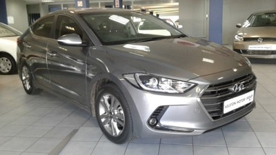 Hyundai Elantra In South Africa Value Forest