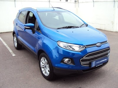 used ford ecosport 1 5tivct titanium auto for sale in kwazulu natal id 3541282. Black Bedroom Furniture Sets. Home Design Ideas