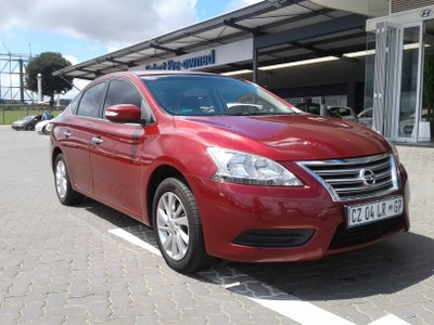 nissan sentra 1.6 in South Africa | Value Forest