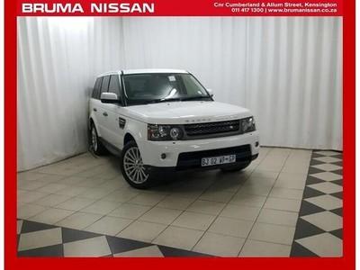 2011 Land Rover Range Rover Sport 3.0 D Hse  Gauteng Johannesburg_0