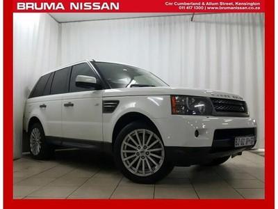 2011 Land Rover Range Rover Sport 3.0 D Hse  Gauteng Johannesburg_1