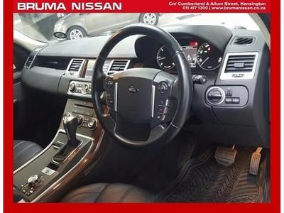 2011 Land Rover Range Rover Sport 3.0 D Hse  Gauteng Johannesburg_3