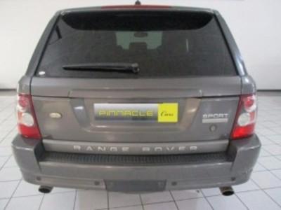 2007 Land Rover Range Rover Sport 4.2 V8 Supercharged Gauteng Sandton_4